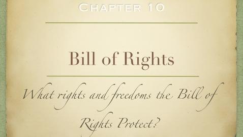 Thumbnail for entry Amendment 2-8 Screencast