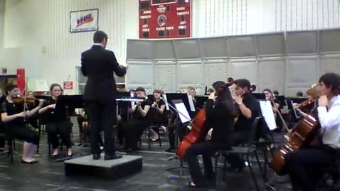 Thumbnail for entry All County Orchestra 2013 Video Two