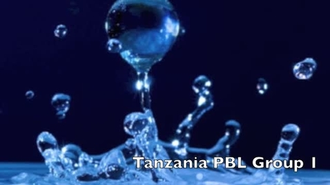 Thumbnail for entry Tanzania PSA- Group 1