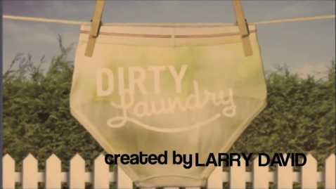 Thumbnail for entry Dirty Laundry opening theme