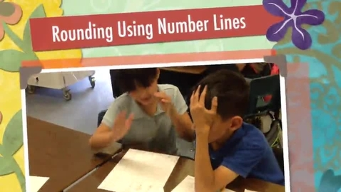 Thumbnail for entry Rounding Using Number Lines