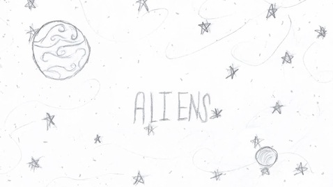 Thumbnail for entry Aliens Animatic