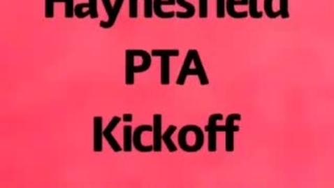 Thumbnail for entry Haynesfield PTA Kick off 2020-2021