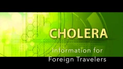 Thumbnail for entry Cholera PSA
