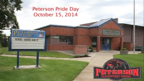 Thumbnail for entry Peterson Pride Day