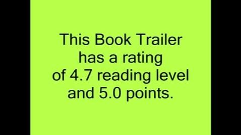 Thumbnail for entry Tale of Despereaux Book Trailer