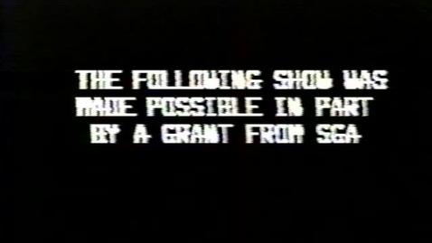 Thumbnail for entry UPC TV 2-3-1989 Show