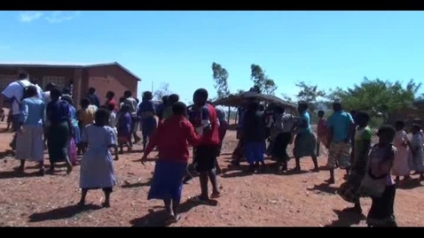 Thumbnail for entry School Yard in Malawi, Africa