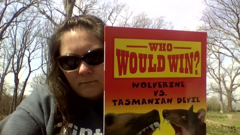 Thumbnail for entry Who Would Win? Wolverine vs Tasmanian Devil