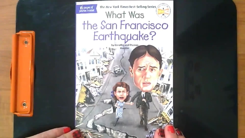 Thumbnail for entry What was the San Francisco Earthquake?  Preface and Chapter 1