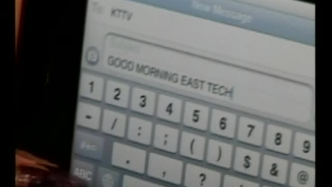 Thumbnail for entry 03-04-11 Good Morning East Tech Friday Edition