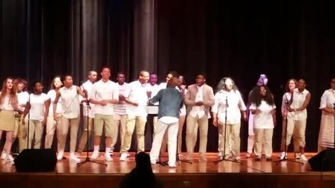 Thumbnail for entry Coatesville Area School District Gospel Choir
