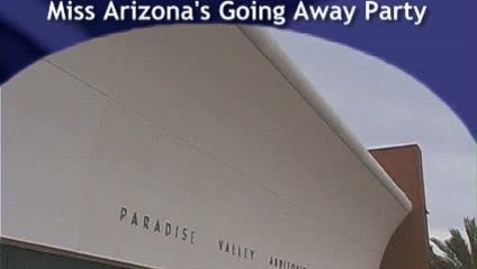 Thumbnail for entry Miss Arizona's Going Away Party