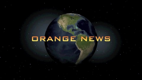Thumbnail for entry Orange News 5-11-2012
