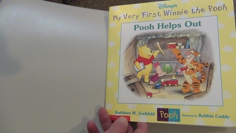Thumbnail for entry Pooh Helps Out by Kathleen W. Zoehfeld