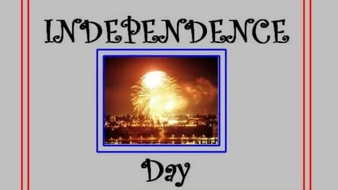 Thumbnail for entry Independence Day