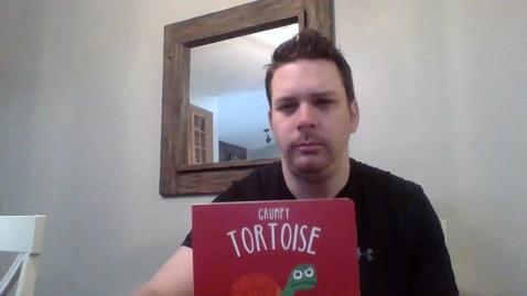 Thumbnail for entry Grumpy Tortoise