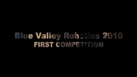 Thumbnail for entry FIRST Robotics team 2334