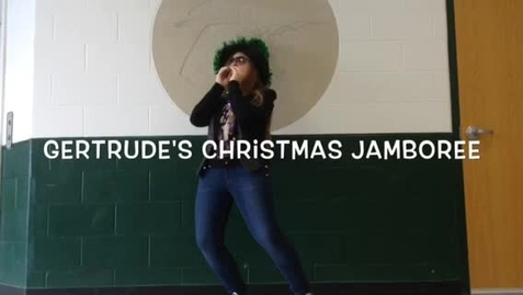 Thumbnail for entry Gertrude Stroked's Christmas Jamoree
