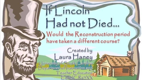 Thumbnail for entry If Lincoln Had Not Died