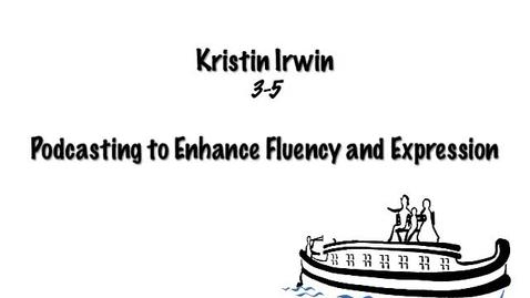 Thumbnail for entry Kristin Irwin, Third Grade Teacher at Jefferson Ave