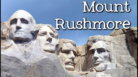 Thumbnail for entry The History of Mount Rushmore for Kids: Famous Landmarks for Children - FreeSchool