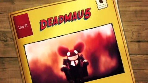 Thumbnail for entry DEADMAU5 biography By Joshua Hernandez Markham I..S.51 Class 833