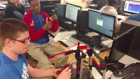 Thumbnail for entry Pneumatic Device Demo 2016 - Group 1