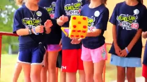 Thumbnail for entry DairyMAX presents the Fuel Up to Play 60 Grant Celebration to Austin School District!