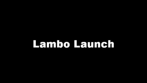 Thumbnail for entry lambo launch