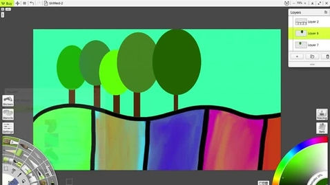 Thumbnail for entry Heather Galler Part 3 Trees