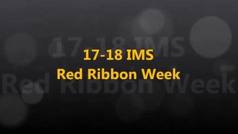 Thumbnail for entry 17-18 IMS Red RIbbon Week