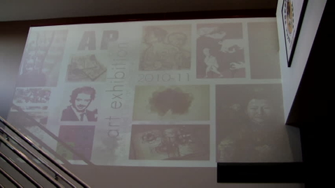 Thumbnail for entry PCA AP Art Show 2011