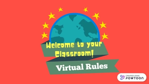 Thumbnail for entry Virtual Class Rules