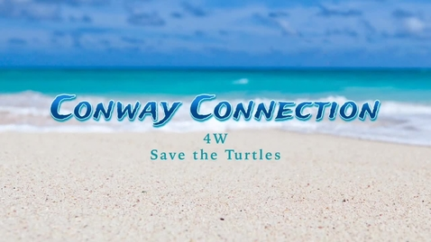 Thumbnail for entry Conway Connection Episode #1 11/11/19