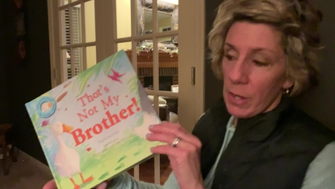 Thumbnail for entry PreK4 - March 18 - Where is my Brother - Read Aloud  (Day 2)