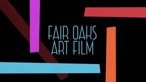 Thumbnail for entry Art Show Promo