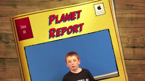 Thumbnail for entry Eli''s Planet Report