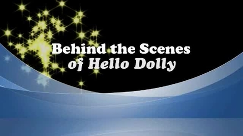 Thumbnail for entry Hello Dolly
