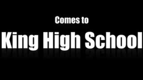 Thumbnail for entry DSB at King High School - Don't Stop Believing