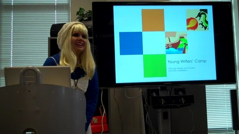 Thumbnail for entry YMC Practice Presentation: Anais Oddlokken