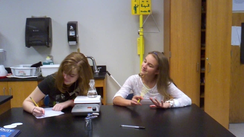 Thumbnail for entry Honors Biology Lab Safety Video