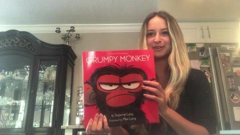 Thumbnail for entry Grumpy Monkey