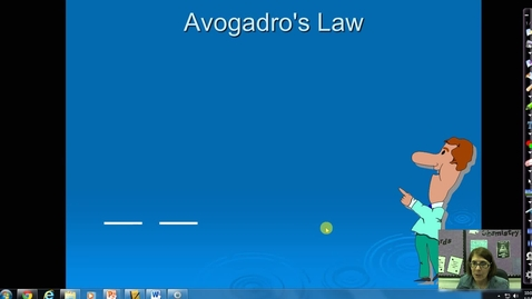 Thumbnail for entry Unit 5 Avogadro and Combined Gas Laws