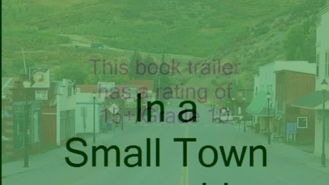 Thumbnail for entry Taken Book Trailer