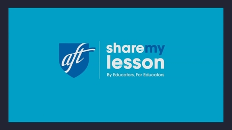 Thumbnail for entry Share My Lesson's Virtual Conference 2020: Meet the Keynotes