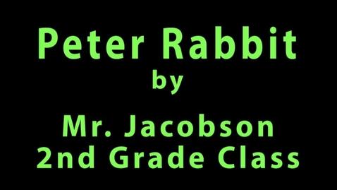 Thumbnail for entry Peter Rabbit 2016 2J