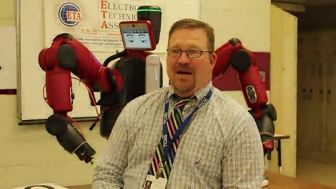 Thumbnail for entry TCHS Pickering_Electronics&Robotics_Instructor