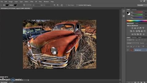 Thumbnail for entry Jeret Photo Critique