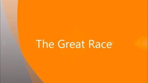 Thumbnail for entry The Great Race
